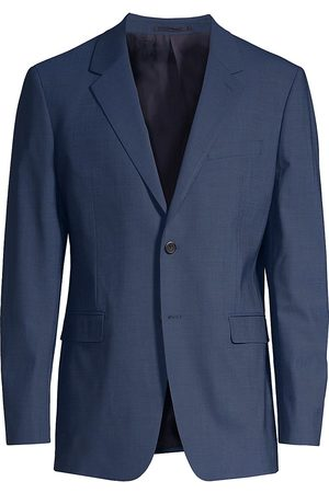 THEORY Men's Chambers Slim-Fit Wool Sportcoat - - Size 38 S