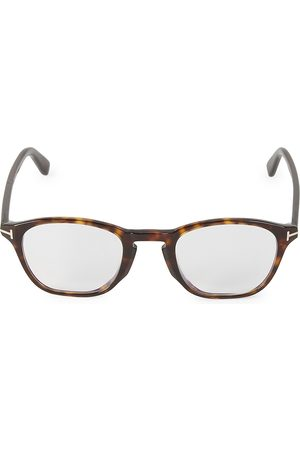 Tom Ford Men's 51MM Blue Block Optical Glasses