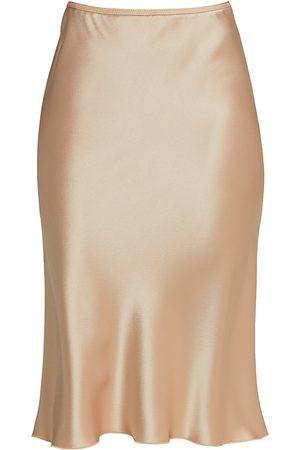 Nanushka Women Skirts & Dresses - Zarina Satin Skirt