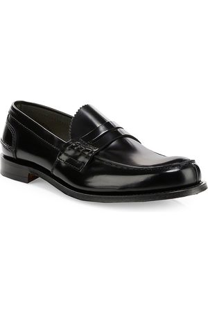 Church's Men's Turnbridge High Shine Penny Loafers - - Size 8 UK (9 US)