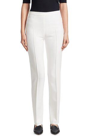 AKRIS Women's Stretch Straight-Leg Pants - - Size 14