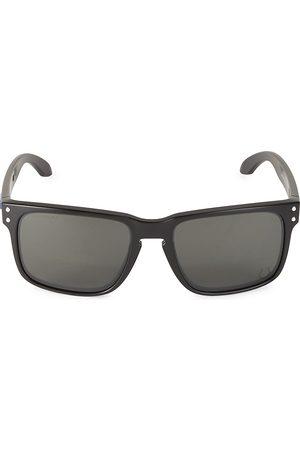 Oakley Men Square - Indianapolis Colts Holbrook 57MM Square Sunglasses