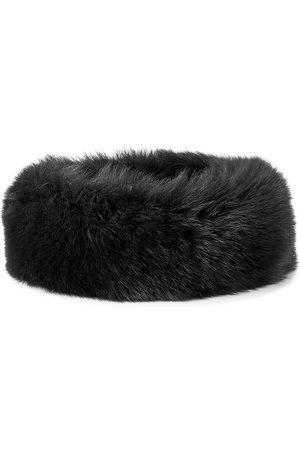 The Fur Salon Women's Fox Fur Headband