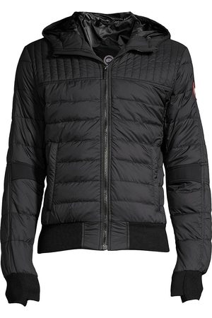 Canada Goose Men's Cabri Hooded Puffer Jacket - - Size XXL