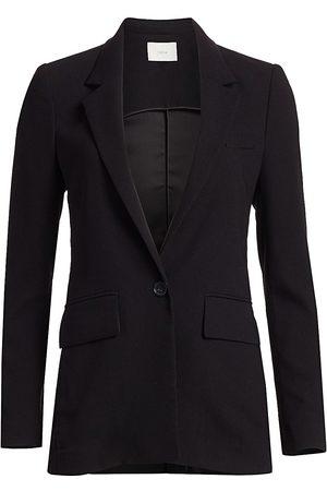 Joie Women's Tabora One-Button Blazer - - Size 0