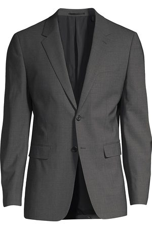 THEORY Men's Chambers Slim-Fit Wool Sportcoat - - Size 36 S