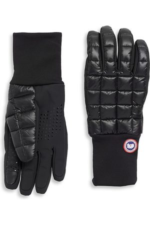 Canada Goose Men's Northern Quilted Gloves - - Size Medium