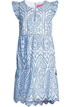 Lilly Pulitzer Women Tunic Dresses - Keila Tiered Tunic Dress