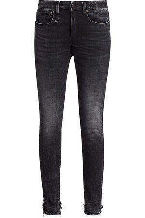 R13 Women's Alison Skinny Jeans - - Size 27 (4)