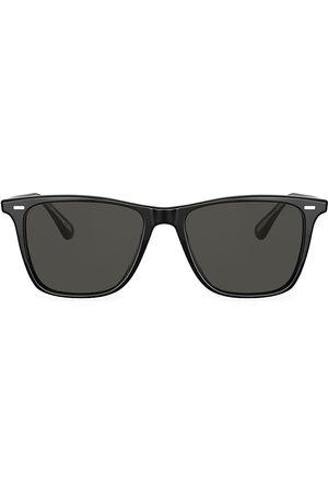 Oliver Peoples Men's Ollis 54MM Wayfarer Sunglasses