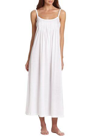 Hanro Women's Juliet Long Chemise Gown - - Size Large