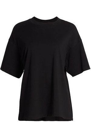 ATM Anthony Thomas Melillo Women's Relaxed Crewneck T-Shirt - - Size XS-Small