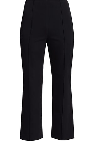 JONATHAN SIMKHAI Women's Cropped Flared Pants - - Size 6
