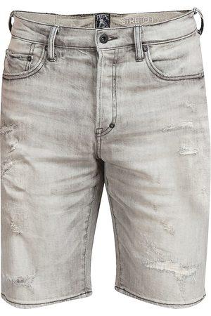 PRPS Men's Distressed Denim Shorts - - Size 40