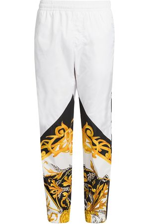 VERSACE Men's Baroque Logo Sweatpants - - Size 52 (42)