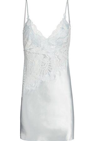 Jonquil Women's Elena Lace Chemise - - Size Medium