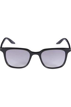 Barton Perreira Men's 55MM Square Optical Glasses