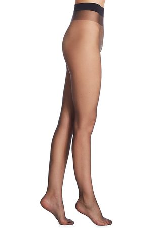 Wolford Women's Nude 8 Tights - - Size XL