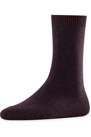 Falke Women's Cosy Wool Socks - Violet Onyx