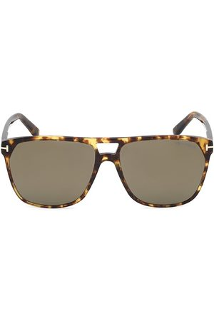 Tom Ford Men's Shelton 59MM Pilot Sunglasses