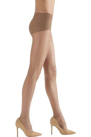 Natori Women's Shimmer Sheer Tights - - Size Large