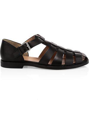 Church's Men's Leather Fisherman Sandals - - Size 8.5 UK (9.5 US)