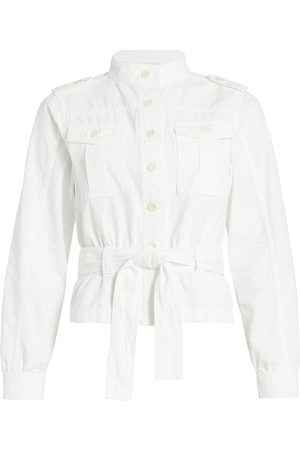 Joes Jeans Women's Belted Utility Jacket - - Size Small