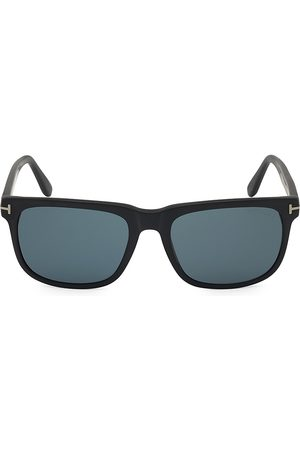 Tom Ford Men's 56MM Plastic Square Sunglasses