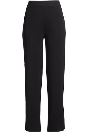 Misook Women's Tailored Wide-Leg Pants - - Size Large