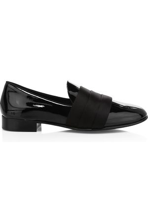 Giuseppe Zanotti Men's Cummerbund Patent Leather Loafers - - Size 42 (9)