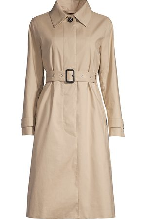 MACKINTOSH Women's Roslin Belted Trench Coat - - Size 10