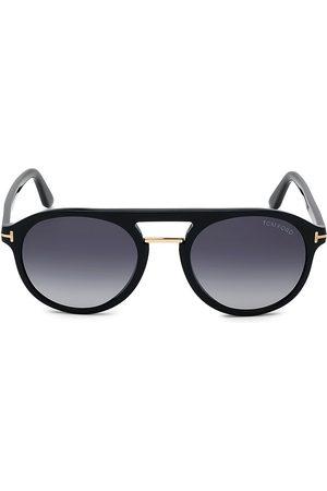 Tom Ford Men's Ivan 54MM Round Sunglasses