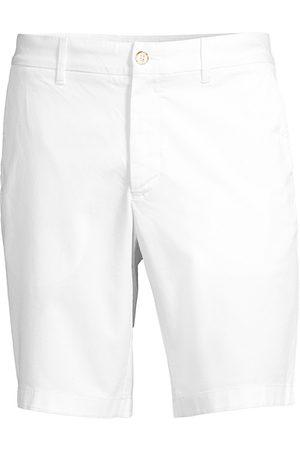 Robert Graham Men's Ridge Cotton Shorts - - Size 42