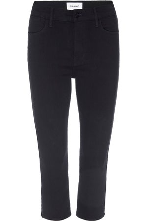 Frame Women's Le Pedal Cropped Jeans - - Size 32 (12)