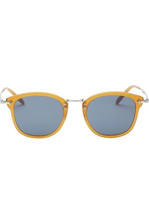 Oliver Peoples Men's 49MM Square Sunglasses