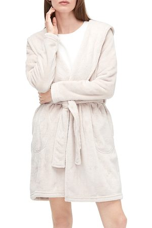 UGG Women's Miranda Hooded Fleece Robe - - Size Small