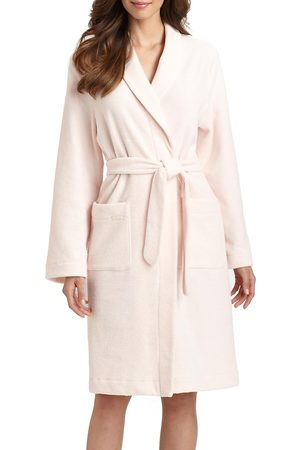 Hanro Women's Plush Wrap Robe - - Size XL