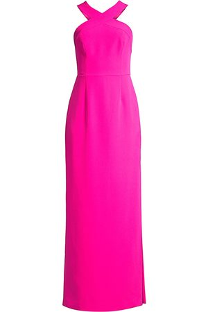 Trina Turk Women's Ace Halter Gown - - Size 14