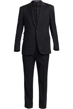 Ralph Lauren Men's Gregory Wool Serge Suit - - Size 42 R