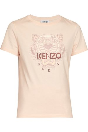 Kenzo Women's Tiger Classic T-Shirt - - Size Medium