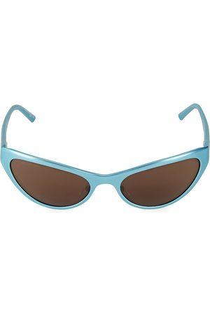Balenciaga Men's 58MM Cat Eye Sunglasses