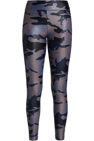 Koral Women's Lustruous High-Rise Camouflage Leggings - - Size Small