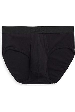 2Xist Men Briefs - 2(X)IST Men's Cotton Pure Briefs - - Size XL