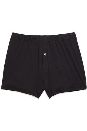 Hanro Men's Sea Island Cotton Sea Island Cotton Boxers - - Size XXL