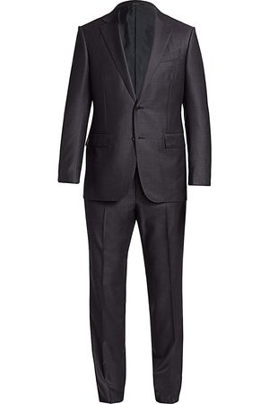 Ermenegildo Zegna Men's Trofeo Basic Wool Suit - - Size 60 (50) L
