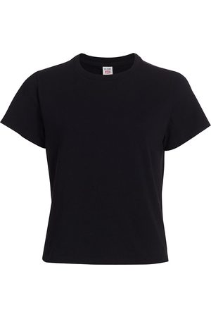 RE/DONE Women's Classic T-Shirt - - Size Large