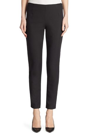 LELA ROSE Women's Catherine Stretch-Twill Pants - - Size 12