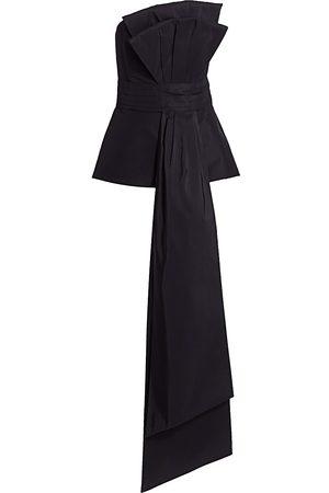 Alexia Maria Women's Estelle Peplum Top - - Size 2
