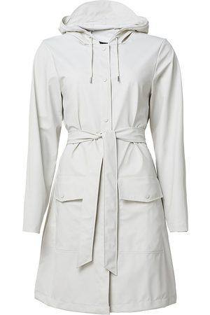 Rains Women's Utility Belted Coat - - Size Medium-Large