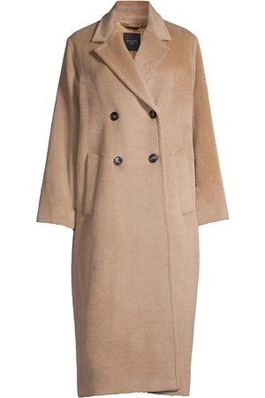 Max Mara Women's Parma Wool-Blend Coat - - Size 6